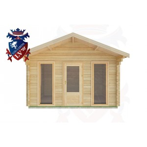 Log Cabins Loxwood 4.0m x4.0m -2051 1