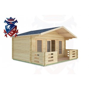 Log Cabins Fyning 5.0m x 3.0m -2089 2