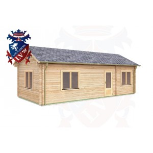Log Cabins Etchingham 8.8 m x 4.0m - 017