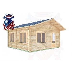 Log Cabins Rodmell 5.0m x 5.0m - 294 3