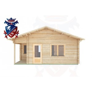 Log Cabins Westham 5.5m x 6.3m - 293 1