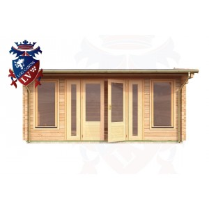 Log Cabins Northiam 5.0m x 4.0m - 045 1