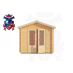 Log Cabins Belmont 2.6m x 2.0m - 193 1
