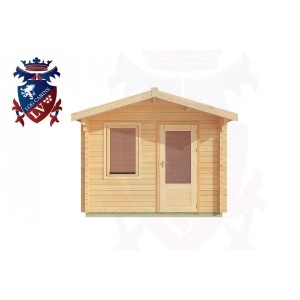 Log Cabins Sutton 3.0m x 2.0m - 197  1