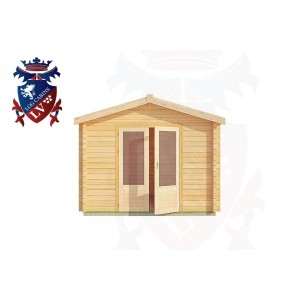 Log Cabins Seaford 3.0m x 3.0m - 199 1