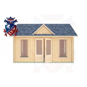 Log Cabins Mayfield 5.0m x 4.0m - 273 1