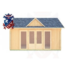 Log Cabins Wannock 5.0m x 4.0m - 274 1