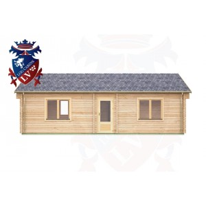 Log Cabins Linch 4.0m x 9.0m -316 1