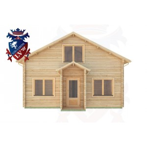 Log Cabins Fishbourne 6.5m x 8.3m -313 1