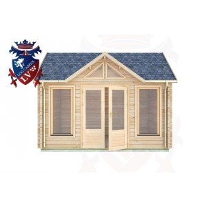 Log Cabins Nutley 4.0m x 3.0m - 452 1