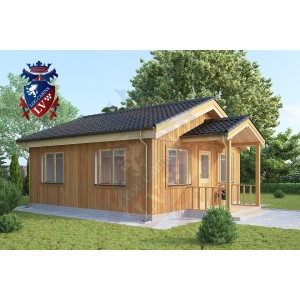 Residential Cabins Chatham 6m x 6m 728 4
