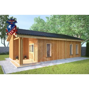 Residential Cabins Cranbrook 5.5m x 9.5m 740 3