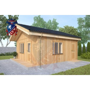 Residential Cabins Dartford 5.5m x 5.5m 715 3