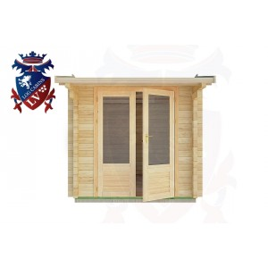 Log Cabins Exceat 2.5m x 3.5m - 03 1