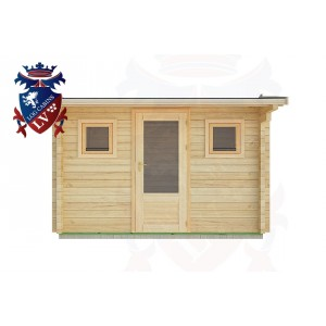 Log Cabins Ringmer 3.5m x 2.5m - 07 1
