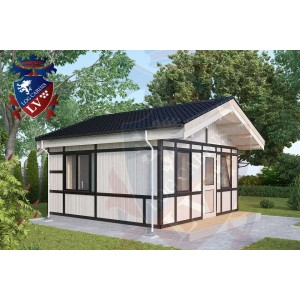 Residential Cabins Fairlight 4.5m x 4.5m 679 1