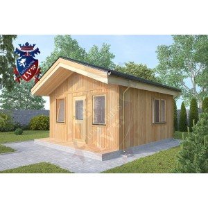 Residential Cabins Gillingham 4.5m x 4.5m 717 4