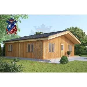 Residential Cabins Gravesend 8.5m x 8.5m 731 1