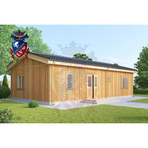 Residential Cabins Hextable 11.0m x 6.0m 743 1