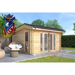 Log Cabins Leeds 4.5m x 4.0m 778 3
