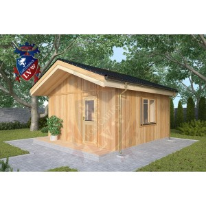 Residential Cabins Maidstone 4.5m x 4.5m 720 3