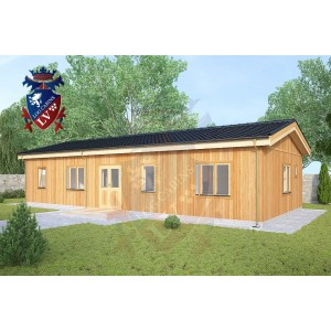 Residential Cabins Margate 13.5m x 6.0m 744 3