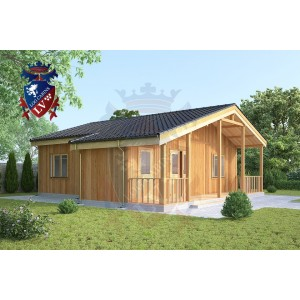 Residential Cabins New Romney 9.0m x 9.5m 734 2