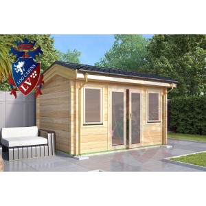 Log Cabins Newbarn 4.0m x 3.0m 772 3