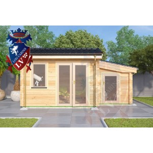 Log Cabins Newbarn 3.5m x 3.5m 781 2
