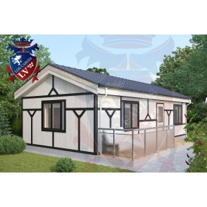 Residential Cabins Newhaven 9.3m x 4.5m 687 1