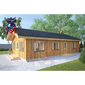 Residential Cabins Old Bexley 6.0m x 11.0m 735 3