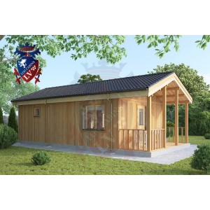 Residential Cabins Sandwich 4.5m x 9.0m 723 2