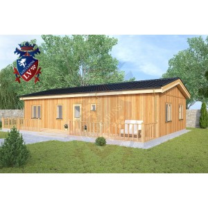 Residential Cabins Tonbridge 12.5m x 6.5m 746 1