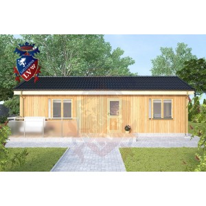 Residential Cabins Welling 9.3m x 4.5m 725 2
