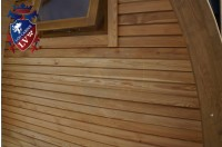 Log Cabin Camping Pod Extension 2