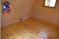 Log Cabin Camping Pod Extension 15