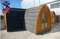 Camping Pods 5