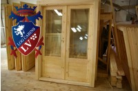 Log Cabin Doors 11