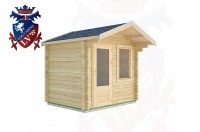 Log Cabins Horsham 5.0m x 2.0m -2011 3