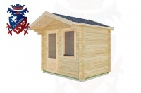 Log Cabins Horsham 5.0m x 2.0m -2011 2