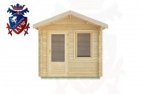Log Cabins Horsham 5.0m x 2.0m -2011 1