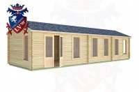 Log Cabins Petworth 10.5m x 3.5m -2132 2