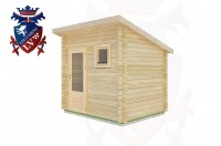 Log Cabins Woodmancote 2.5m x 2.0m -2006  3