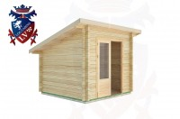 Log Cabins Selsey 2.5m x 2.5m -2007  2