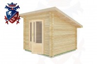 Log Cabins Selsey 2.5m x 2.5m -2007  3