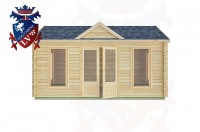 Log Cabins Small Dole 5.0m x 4.0m -2140 1