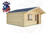 Log Cabins Selham 5.0m x 5.0m -2105 2