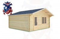 Log Cabins Ardingly 5.0m x 5.0m -2103 2