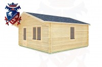 Log Cabins Ardingly 5.0m x 5.0m -2103 3