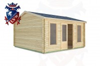 Log Cabins Sullington 4.5m x 4.5m -2077 3